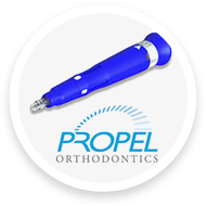 propel faster orthodontic treatment