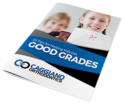 caggiano orthodontics tips for helping kids get good grades