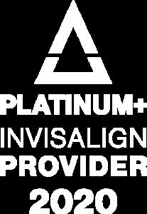 2020 Platinum Plus invisalign provider